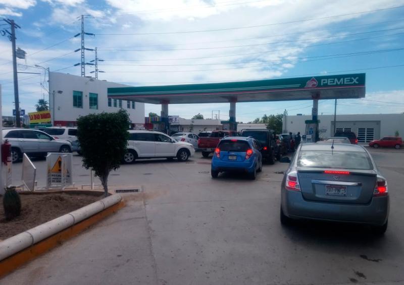 Gasolinera La Paz