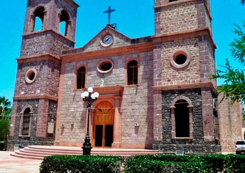 Iglesia La Paz BCS