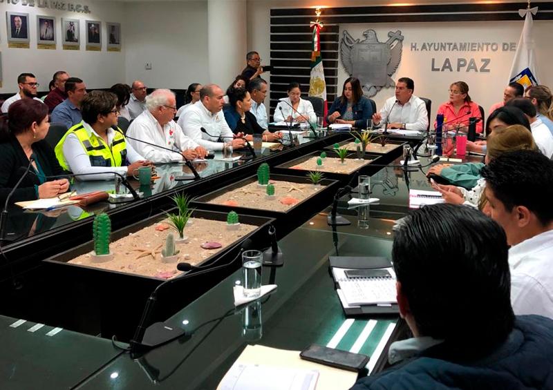 H. Ayuntamiento de La Paz